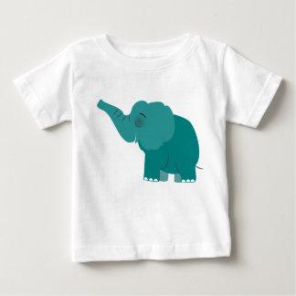 De leuke Zegen van de Olifant Baby T Shirts