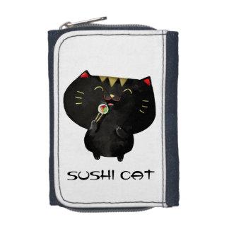 De leuke Zwarte Kat van Sushi Kawaii