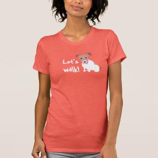 De Leurder van de hond T Shirt