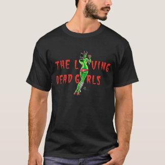 De levende Dode Meisjes T Shirt