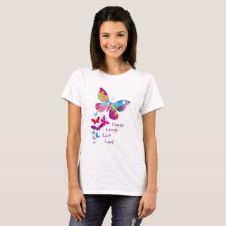 De Levende Liefde van de Lach van de dans - de T Shirt