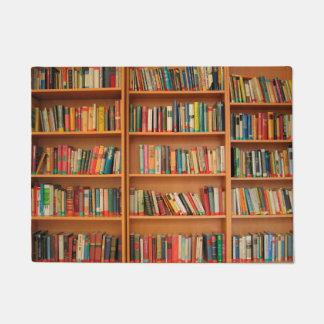 De Lezing van de Boekenwurm van de Bibliotheek van Deurmat