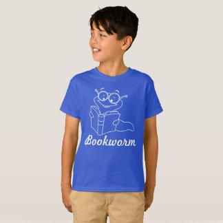 De lezingshumor van de Boekenwurm T Shirt