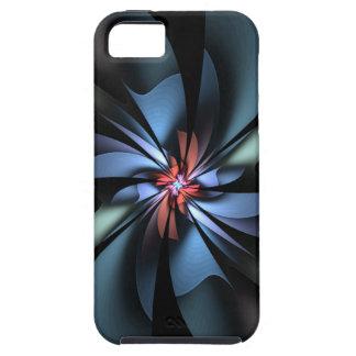 De Lichtblauwe Samenvatting van de betovering Tough iPhone 5 Hoesje
