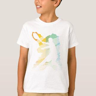 De lichte T-shirt van het Tennis voor man, vrouwen