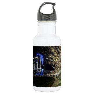 De Lichten van de boom bij het Park van het Waterfles