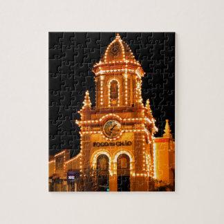 De Lichten van het plein Legpuzzel