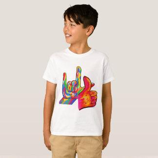 De Liefde ASL I u en het is Al Goed T Shirt
