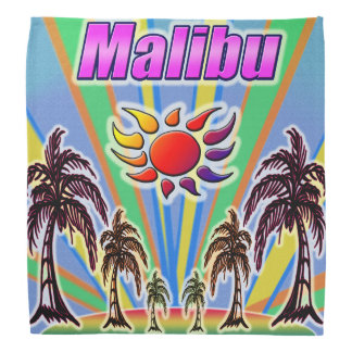 De Liefde Bandana van de Zomer van Malibu