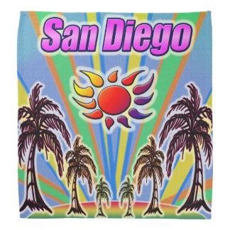 De Liefde Bandana van de Zomer van San Diego