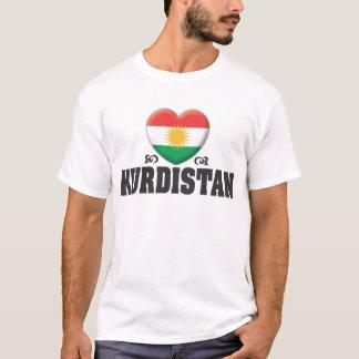 De Liefde C van Koerdistan T Shirt