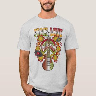 De Liefde & de Muziek van de vrede T Shirt