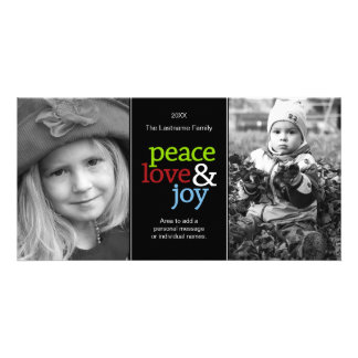 De Liefde & de Vreugde van de vrede - de Kaart van Fotokaart