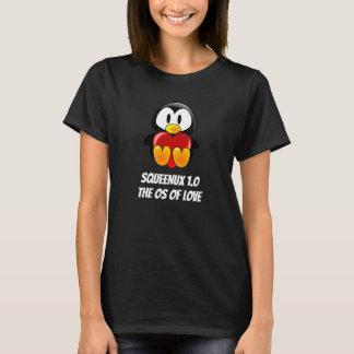 De Liefde Geek Valentijn van het Computersysteem T Shirt