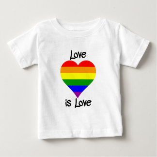 De liefde is Liefde Baby T Shirts