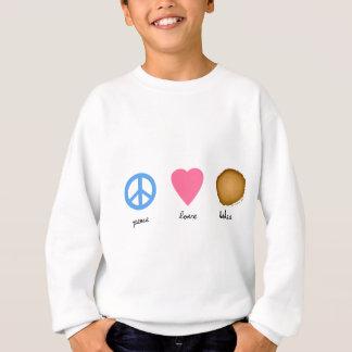 De Liefde Latkes van de vrede Trui