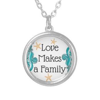 De liefde maakt een Familie - het Ketting van het