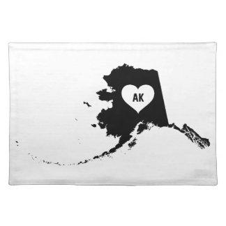 De Liefde van Alaska Placemat