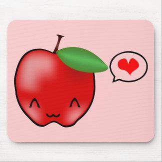 De Liefde van Apple Muismatten
