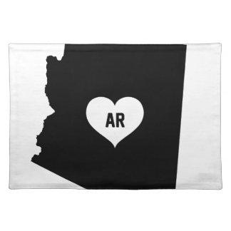 De Liefde van Arizona Placemat