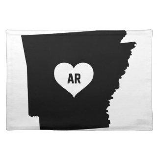 De Liefde van Arkansas Placemat