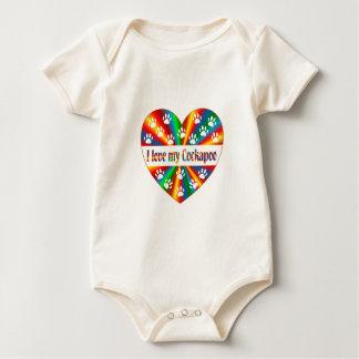 De Liefde van Cockapoo Baby Shirt