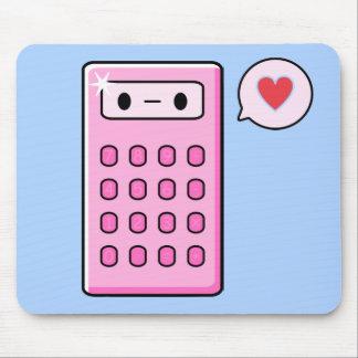 De Liefde van de calculator Muismat
