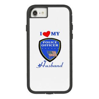 De Liefde van de Echtgenoot van de politie Case-Mate Tough Extreme iPhone 8/7 Hoesje