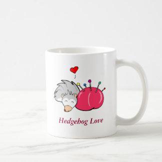 De liefde van de egel, de Liefde van de Egel Koffiemok