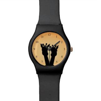 De Liefde van de giraf Horloge