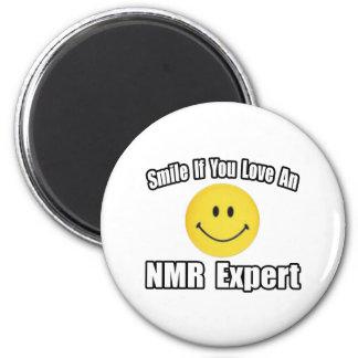 De Liefde van de glimlach… een NMR Deskundige Magneet