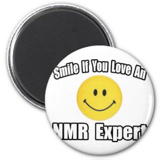 De Liefde van de glimlach… een NMR Deskundige Koelkast Magneet