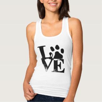 De Liefde van de kat Tanktop