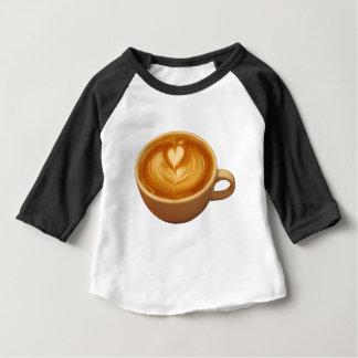 De Liefde van de koffie Baby T Shirts