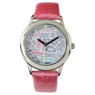 De Liefde van de Liefde van de liefde - het Leuke Horloges