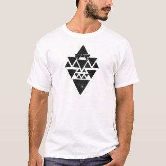 De Liefde van de Lijn van de Hemel van de Nacht T Shirt