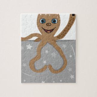 De liefde van de octopus puzzel