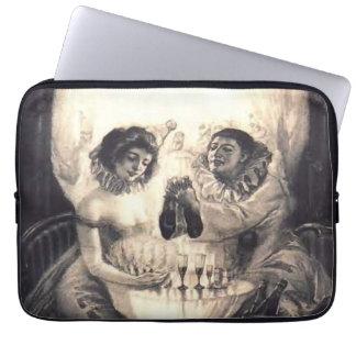 """De Liefde van de schedel, Optische illusie 13"""" Laptop Sleeve"""