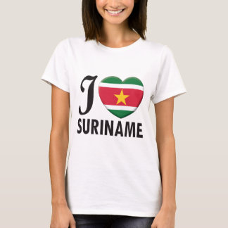 De Liefde van de Suriname T Shirt