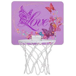 De liefde van de vlinder mini basketbalring