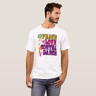 De Liefde van de vrede & ContraDans T Shirt