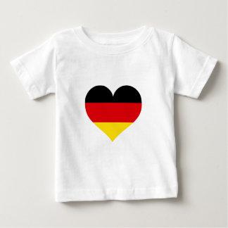 De Liefde van Duitsland Baby T Shirts