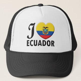 De Liefde van Ecuador Trucker Pet