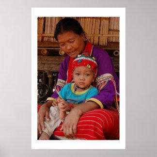 De Liefde van een Moeder Poster