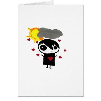 De Liefde van Emo (jongen) Briefkaarten 0