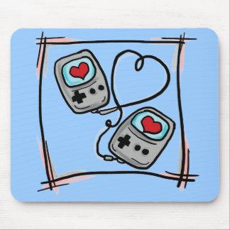De Liefde van Gamer mousepad Muismatten