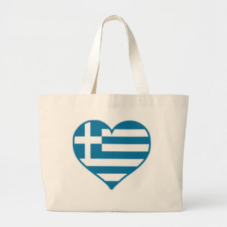 De Liefde van Griekenland Grote Draagtas