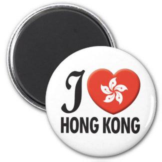 De Liefde van Hong Kong Magneet