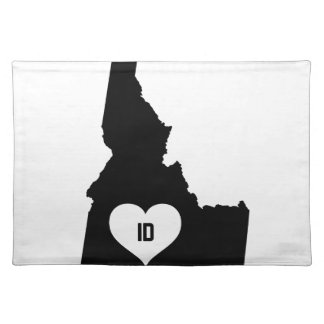 De Liefde van Idaho Placemat