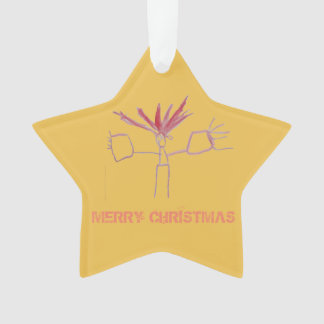 De Liefde van Kerstmis Ornament